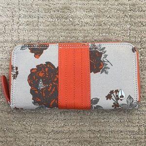 Nixon Floral Wallet